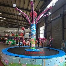 蹦床游乐场大型室内游乐设施