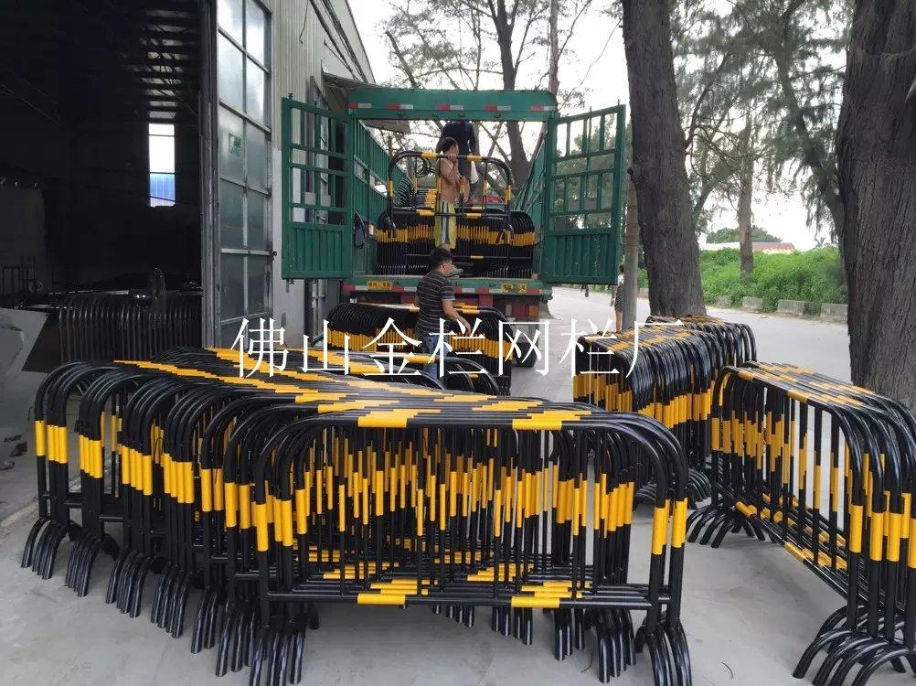 四大天王来佛山同台演出,防护活动护栏铁马可以定制的铁马