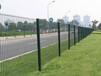 韶关最便宜的双边丝护栏网桃型柱护栏网厂家
