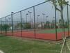 球场护栏网-PVC护栏网-菱形网护栏-体育护栏网-佛山金栏厂家直销