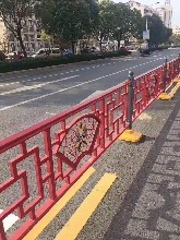 佛山锌钢护栏市政护栏港式护栏京式护栏厂家现货直销安装图片