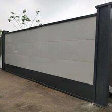 广东组合式钢结构围挡新型钢材围墙喷涂装配式钢结构围挡厂家