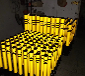 佛山防撞柱-道口柱-挡车杆价格-优质防撞柱u型防撞桩批发定制安装
