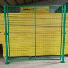 中山边框护栏网车间隔离网网片护栏铁路护栏网防腐耐用图片