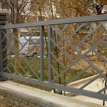 廣州圍墻護欄庭院護欄小區圍欄中式護欄廠家可定制圖片