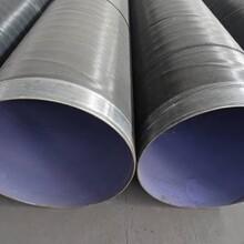 海东地区给水用3PE防腐钢管图片