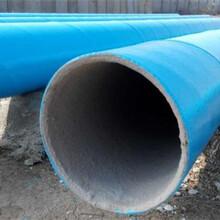 电厂排污水泥砂浆防腐直缝焊钢管在哪买图片