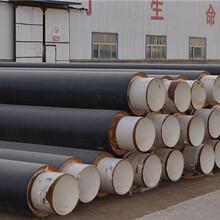 电厂排污加强级8710防腐直缝焊钢管保温防腐公司图片