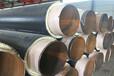 dn500聚氨酯保温螺旋钢管制造商