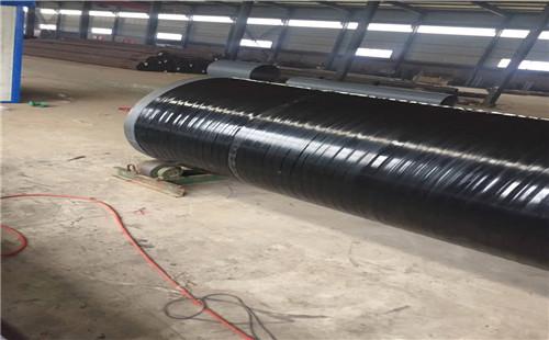 电缆管沟用3pe防腐无缝钢管防腐价格