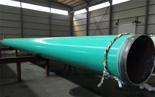 走水用螺旋涂塑钢管生产商