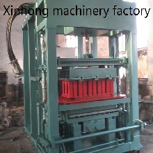 自动布料砌块制砖机/全自动砌块砖机/全自动水泥砖机/高效节能砌块砖机图片