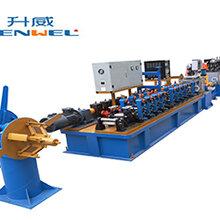 广东省佛山市升威不锈钢工业焊管机设备图片