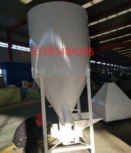 立式搅拌机SLLH1.0型饲料混合搅拌机图片