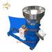 內蒙古塑料顆粒機設備價格kl-260豬廠家