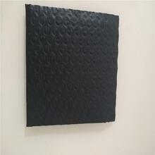 双流黑色导电膜气泡袋电子线束主板运输缓冲气泡袋图片