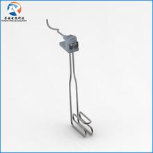不锈钢加热管304定制工业电热棒控温3KWL型钛电热管发热管图片