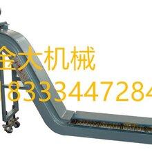 富捷精机加工中心链板排屑机生产销售图片