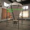 养殖料塔养鸡料塔畜牧养殖业专用玻璃钢饲料塔德州浩克
