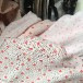遠達庫存面料平紋汗布卡通花全棉單面布