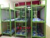 太原清徐高低床三層床學生公寓床施工工人鐵皮高低床