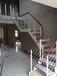 小复式楼梯家居装修找云步楼梯专业生产钢木实木复试旋转楼梯等