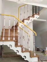 阁楼楼梯阁楼钢木楼梯图片