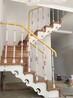 实木楼梯实木立柱批发