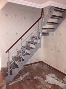 阁楼楼梯铝合金阳台护栏