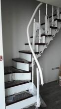 实木楼梯15年厂家图片