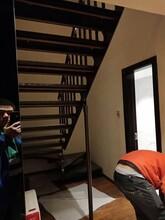 复试楼梯楼梯护栏扶手,图片