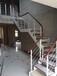 弧形楼梯阳台楼梯护栏