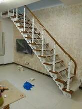 阁楼楼梯一对一定制生产各类楼梯图片