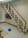 复试楼梯双层钢板卷板