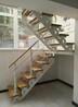 实木楼梯钢木楼梯多少钱一步
