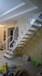 实木楼梯大型卷板楼梯钢木楼梯