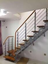 江西弧形楼梯阳台护栏厂家直销图片