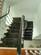 斜梁楼梯锌钢阳台护栏