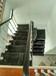 别墅楼梯内蒙古双梁楼梯厂