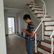 弧形樓梯北京實木樓梯直銷圖片