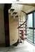 楼梯护栏不锈钢护栏立柱定制,