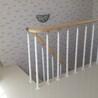 双梁楼梯实木立柱生产厂家