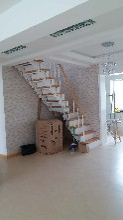 复试楼梯实木扶手多少钱一米图片