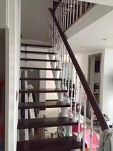 弧形楼梯抚顺双梁楼梯厂家图片