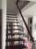 斜梁楼梯护栏立柱生产