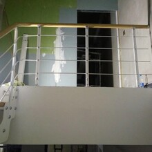 斜梁楼梯阳台护栏阳台栏杆图片