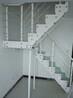 弧形楼梯阳台护栏遮挡板