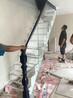 实木楼梯玻璃楼梯齐发国际批发