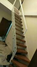 樓梯配件實木木板圖片