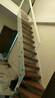 弧形楼梯吉林双梁楼梯